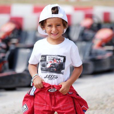 Tee-shirt enfant Jules Monaco 2014