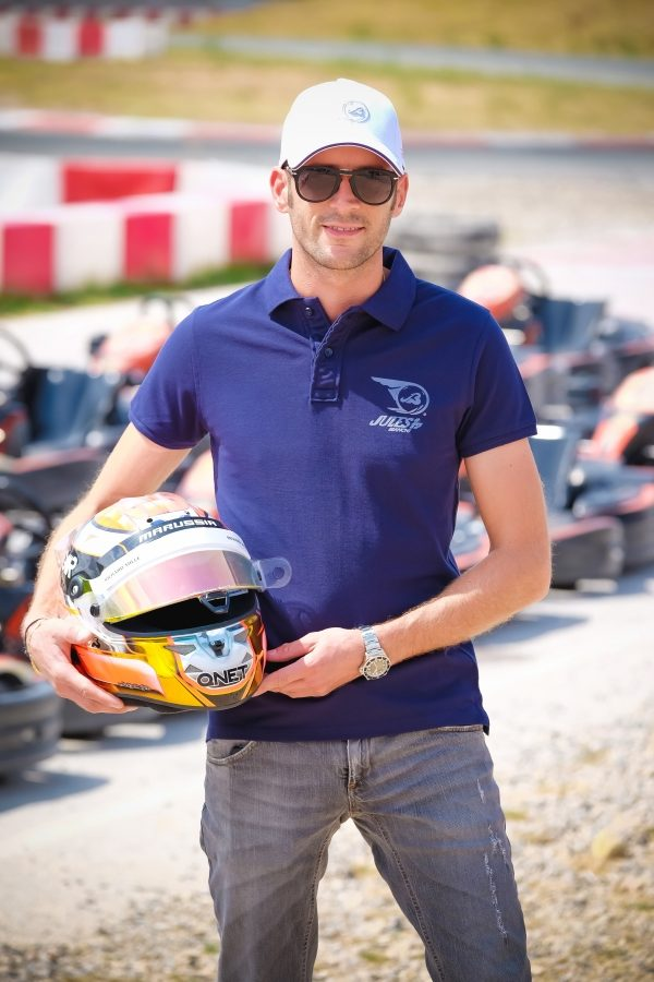 Homme Polo Jules Bianchi #17