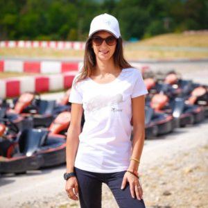 Association Jules Bianchi - Femme - Tee-shirt femme Jules Forever