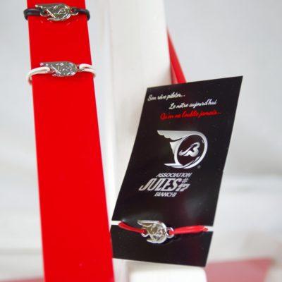 Bracelet en cordon JB