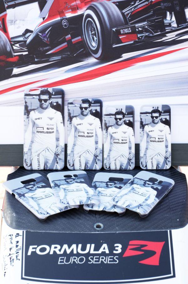 Association Jules Bianchi - Accessoires - Coque téléphone Jules