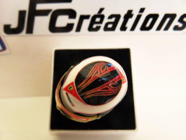 Accessoires Mini casque Jules Bianchi tests Ferrari 2011