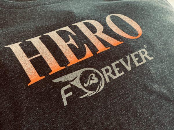 Homme Tee shirt Homme HERO FOREVER