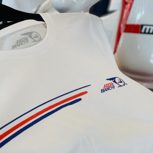 Association Jules Bianchi - Homme - Tee-shirt Homme KEEP PUSHING