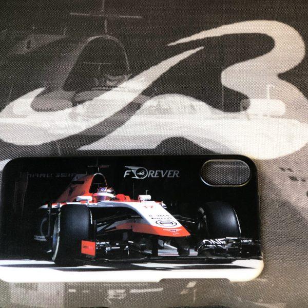 Accessoires Coque téléphone Jules Bianchi Marussia