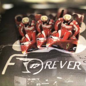 Association Jules Bianchi - Accessoires - Coque téléphone Jules Bianchi Ferrari