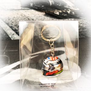 Association Jules Bianchi - Accessoires - Keychain Jules Bianchi helmet Marussia