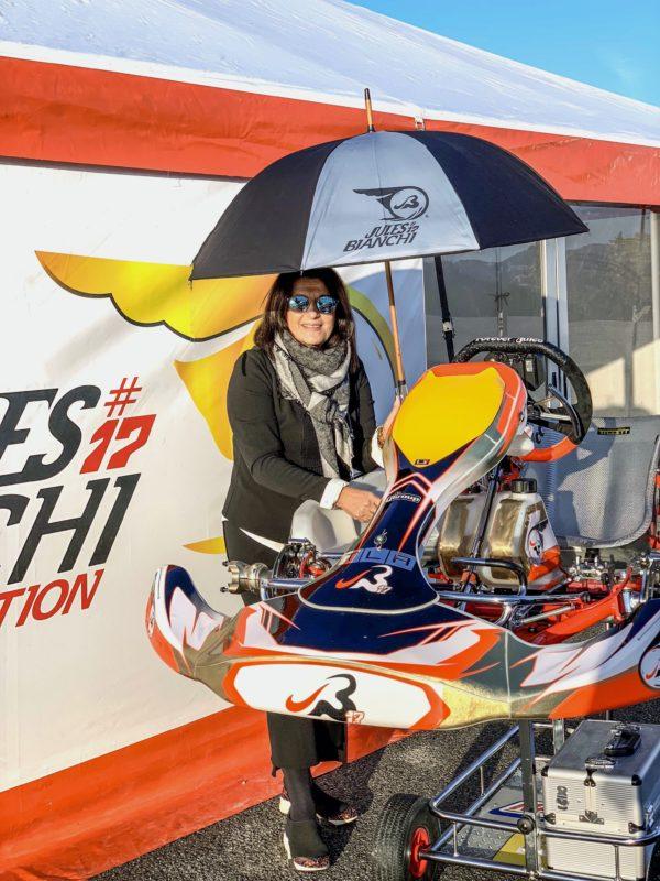 Accessoires Umbrella Formula 1 Jules Bianchi
