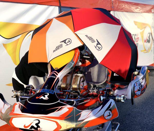 Association Jules Bianchi - Accessoires - Parapluie automatique Jules Bianchi