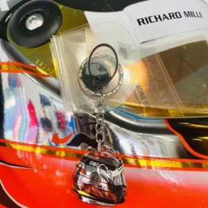 Association Jules Bianchi - Accessoires - Porte-clés casque Jules Bianchi Marussia