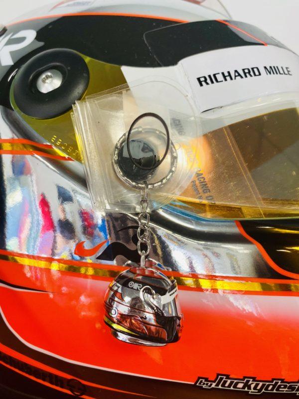 Accessoires Porte-clés casque Jules Bianchi Marussia