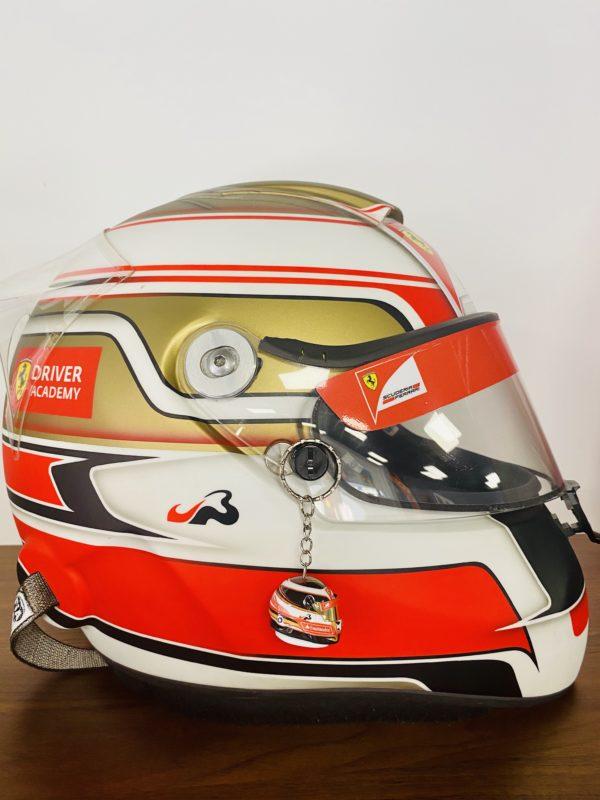 Accessoires Porte-clés casque Jules Bianchi Ferrari