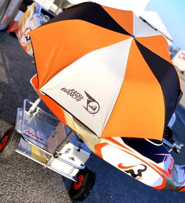 Association Jules Bianchi - Accessoires - Jules Bianchi automatic umbrella