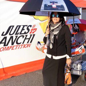 Association Jules Bianchi - Accessoires - Parapluie photo F1 Marussia Jules Bianchi