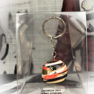 Association Jules Bianchi - Accessoires - Keychain Jules Bianchi helmet Ferrari