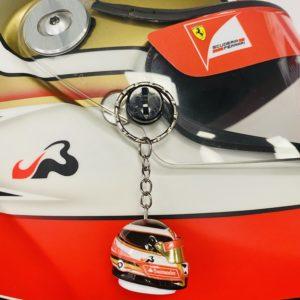 Association Jules Bianchi - Accessoires - Porte-clés casque Jules Bianchi Ferrari