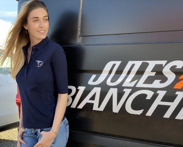Association Jules Bianchi - Femme - Polos JB Femme