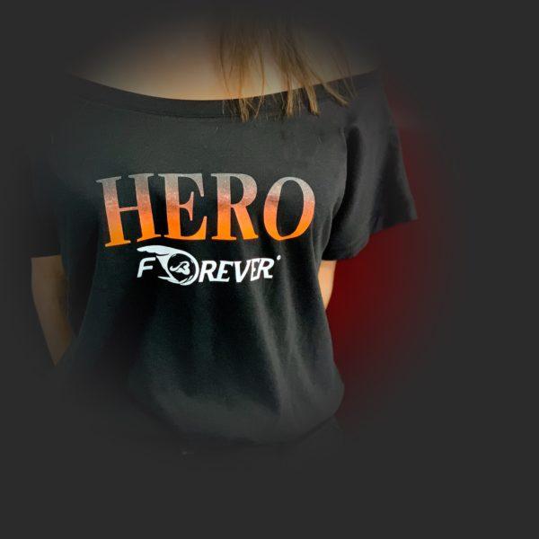 Femme Tee-shirts femme HERO Forever
