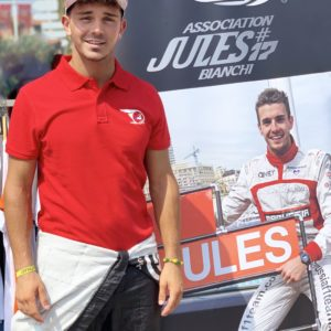 Association Jules Bianchi - Homme - Polos Pays JB17