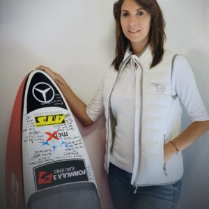 Association Jules Bianchi - Femme - Doudoune femme sans manches JB17