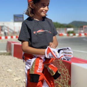Association Jules Bianchi - Enfant - Tee-shirts enfant F1 Jules Marussia