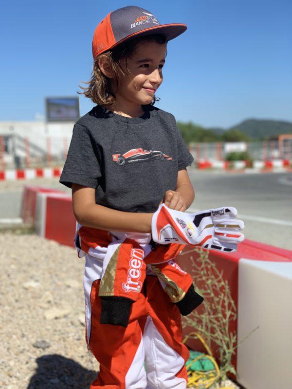 Enfant Tee-shirts enfant F1 Jules Marussia
