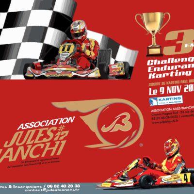 3eme Challenge Endurance Karting