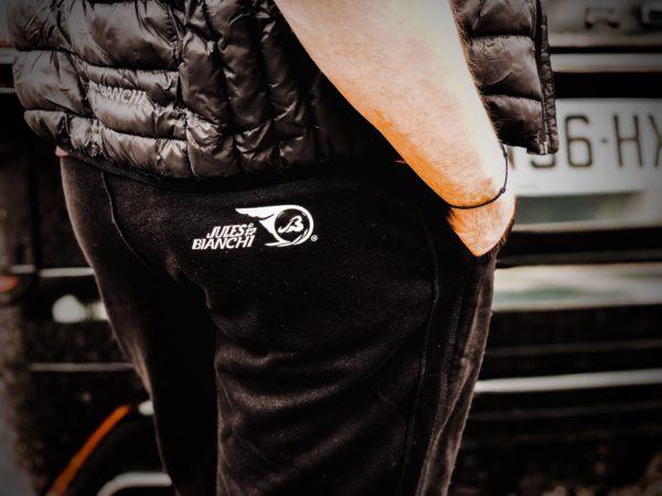Man Short en coton Jules Bianchi