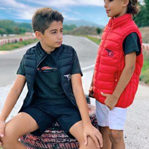 Association Jules Bianchi - Enfant - Doudounes sans manches Enfant