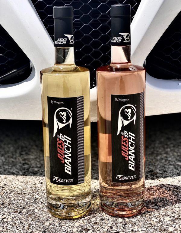Association Jules Bianchi - vins - Carton de 6 bouteilles