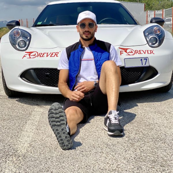 Association Jules Bianchi - Homme - Veste légère sans manches