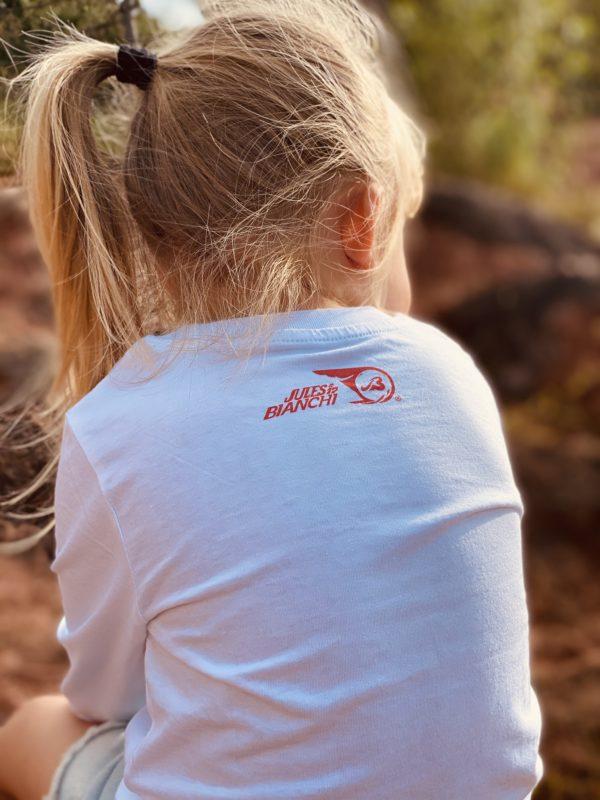 Association Jules Bianchi - Enfant - Tee-shirts enfants manches longues Love Jules