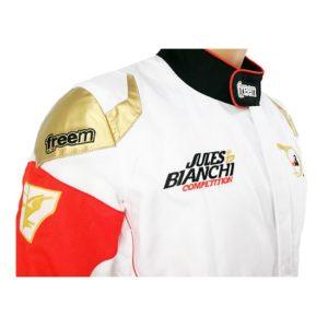 Association Jules Bianchi - Compétition - Combinaison adulte