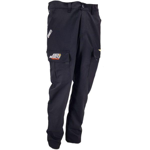 Homme Pantalon Jules Bianchi Compétition noir