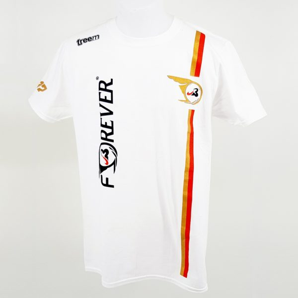 Compétition T-shirt Jules Bianchi Compétition blanc