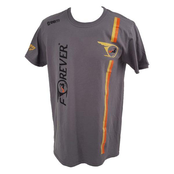 Compétition T-shirt Jules Bianchi Compétition gris
