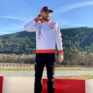 Association Jules Bianchi - Homme - Sweat JB17 Compétition