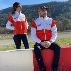 Association Jules Bianchi - Femme - Softshell Jules Bianchi Compétition